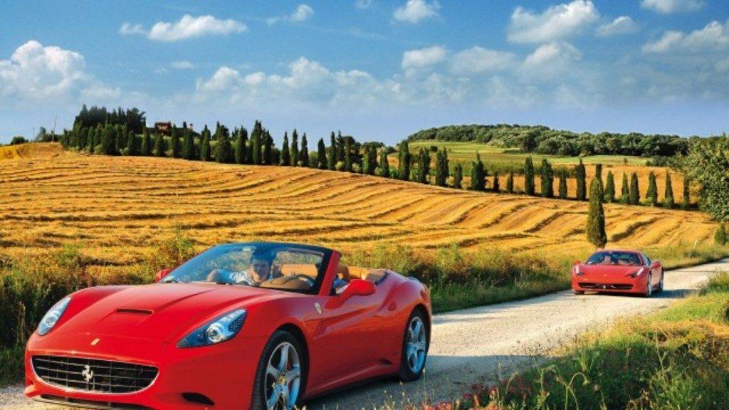 Italy wealth luxury