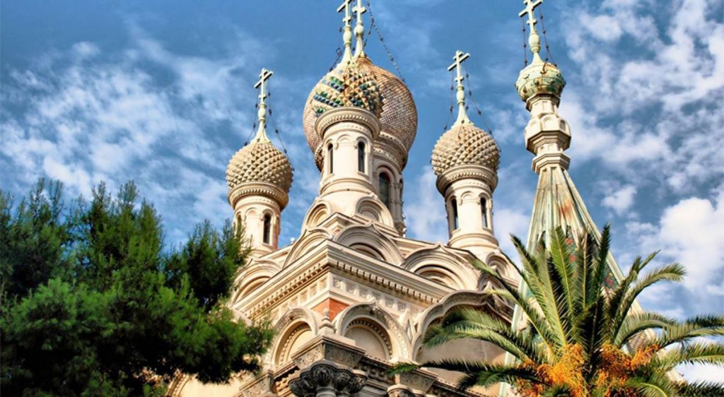 Храм Христа Спасителя (Сан-Ремо)