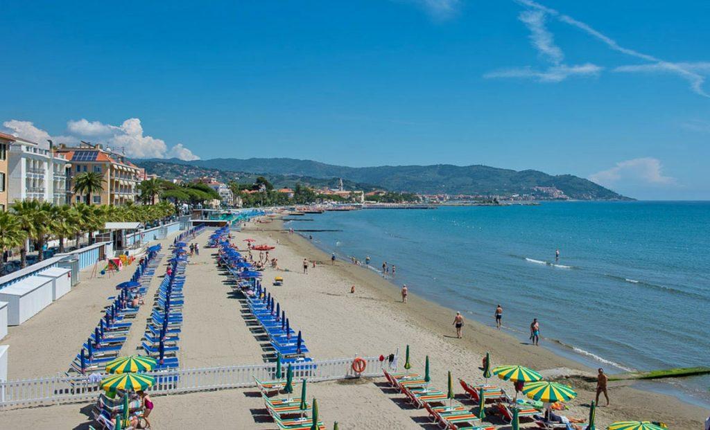 plages de la Riviera italienne